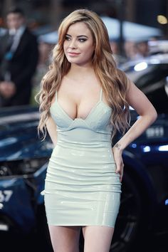 Carla Howe attends the Transformers - The Last Knight premiere