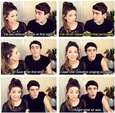 Alfie and Marcus are like my favorite British Youtubers. Any man who loves One Direction is my man.