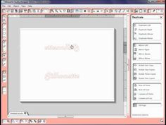 Silhouette Tutorial _ Reversing Images for Heat Transfers