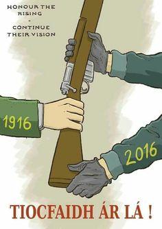 100 Years & still no unified Ireland. Ireland 1916, Irish Independence, Irish Republican Army, Southern Ireland, Erin Go Bragh, Irish Culture, Irish American, Fighting Irish, Emerald Isle