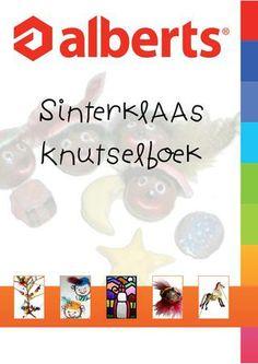 Sinterklaas Knutselboek Alberts BV