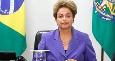 Dilma diz que aguenta ameaças e que democracia é respeito ao voto popular