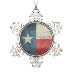 Texas state flag vintage retro christmas ornament  #Texas #state #flag #retro, USA, #texasflag #texasstateflag #american #america #vintage #lonestarflag, #texan #retrostyle #Texanflag