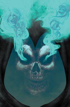 Skeletor by Frazier Irving