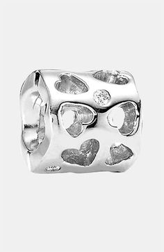 PANDORA 'Tunnel of Love' Charm available at #Nordstrom