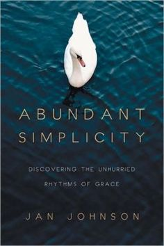 This book has meant so much to me. I highly recommend if you are looking for a book on faith and simplicity.