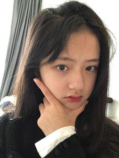 Cute Korean Girl, Cute Asian Girls, Pretty Girls, Ulzzang Korea, Ulzzang Girl, Lisa Bp, Fake Photo, Korean Outfits, My Princess