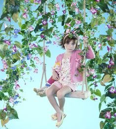 Juan Gatti - Photographers - Advertising - Zara Kids | Michele Filomeno