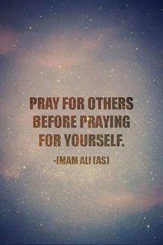 Yup. This is Islam!. Imam Ali was the son inlaw of Prophet Muhammad (pbuh)!!!/NZI