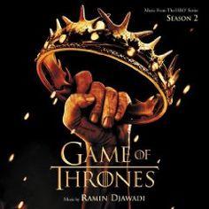 こちらは『Game of Thrones: Season Two』のサントラ。スターク一族はこの先どうなるのか? 再びひとつになれるのか?
