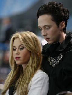 Johnny & Tara   Sochi 2014