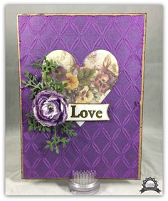 Couture Creations: Love by Tracey Rohweder