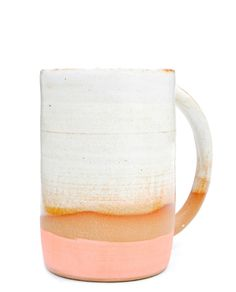 Source: Pillar Mug from Settle Ceramics at Leif