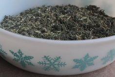 Organic Nutrient Boost Tea.