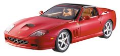 Mattel 1/18 Scale Ready Made Die Cast - Ferrari Super America 2005 Red (Barcode EAN = 0027084311471). http://www.comparestoreprices.co.uk/diecast-model-cars--others/mattel-1-18-scale-ready-made-die-cast--ferrari-super-america-2005-red.asp