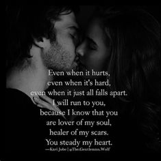Sweet Romantic Quotes, Simple Love Quotes, Real Love Quotes, Soulmate Love Quotes, Love Yourself Quotes, Love Quotes For Him, True Quotes, Quotes To Live By, Worth Quotes
