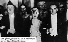 Atatürk and Venizelos..