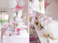 Baby Guide Festa Infantil: Inspiração: Festa Rosa de Barbie Princesa para Meninas