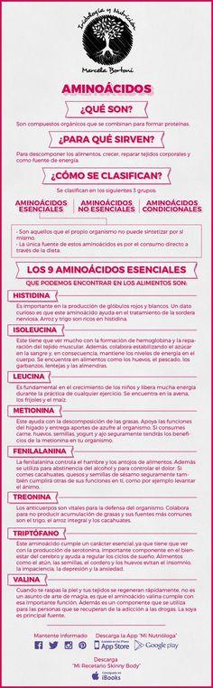 Los aminoácidos