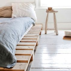 pallet bed... something to consider?