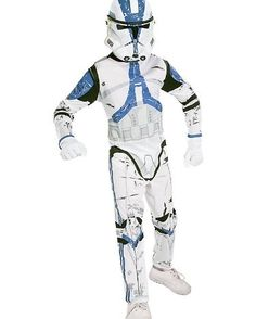 Star Wars Classic Clone Trooper Child Costume