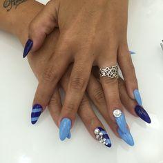 Nos encantan los azules!