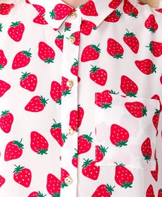 Strawberry Print...get ready for summer:D