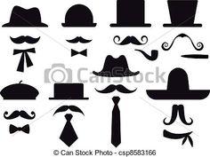 sombreros dibujos - Buscar con Google