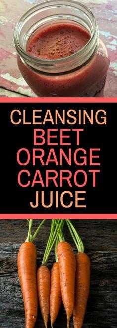 Beetiful Morning Beet Orange Carrot Fresh Juice Cleansing Beet Orange Carrot Juice – such a delicious juicing recipe that you'll make again and again Juice Cleanse Recipes, Detox Juice Cleanse, Best Smoothie Recipes, Good Smoothies, Juice Smoothie, Detox Juices, Detox Drinks, Juicer Recipes, Smoothie Cleanse