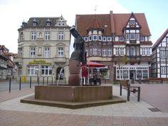 Brunnen Blomberg-Lippe http://fc-foto.de/37932210