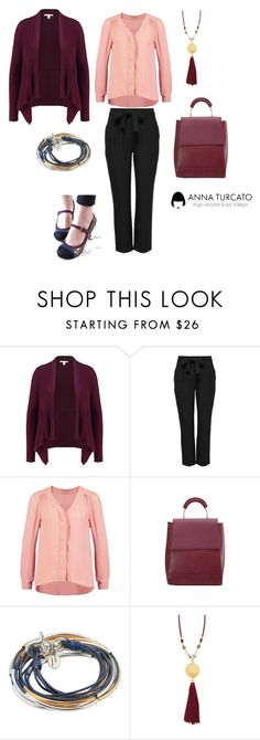 """""""Spring Lady in Winter"""" by annaturcato ❤ liked on Polyvore featuring Chie Mihara, Vero Moda, VILA, Lizzy James and Ben-Amun"""