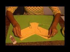 calcinha biquini de crochê levanta bumbum parte 01 - YouTube