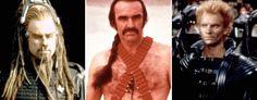 John Travolta (Warner Bros./Courtesy Everett Collection); Sean Connery (20th Century Fox Film Corp); Sting (Universal/Courtesy Everett Collection)