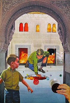 EBSQ AOTD 08/15/2013 - Dad Loses His Marbles by Shawn Marie Hardy