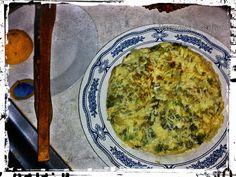 Μπρόκολο ομελέτα Quiche, Eggs, Breakfast, Food, Morning Coffee, Essen, Quiches, Egg, Meals