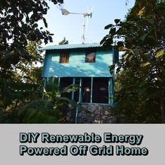 Diy Renewable Energy Ed Off Grid Home Homesteading The Homestead Survival Com Wind