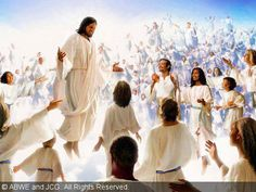 Yeshua, Jesus Christ and the Kingdom of Heaven; Immortelle, Christian Facebook, Christian Memes, Christian Art, Religious Humor, Jesus Funny, Heaven And Hell, Celestial, Atheism