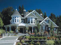 stunning victorian home - plan 071D-0010 - houseplansandmore.com