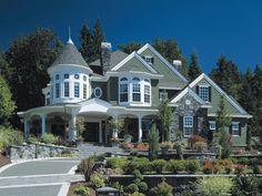 Geyer Victorian Home  from houseplansandmore.com