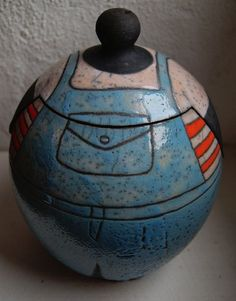 Paper Mache Sculpture, Sculptures Céramiques, Wood Sculpture, Ceramic Birds, Ceramic Animals, Ceramic Art, Raku Pottery, Slab Boxes, Clay Box