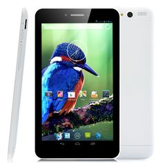 Dual SIM 3G Android 4.2 Tablet with 7 Inch Screen, Dual Core 1.3GHz CPU