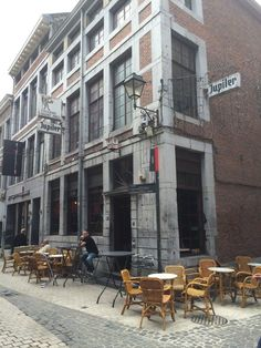 La Taverne St. Paul | Liege | drinks only