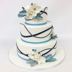 Winter hues for winter weddings #carlosbakery