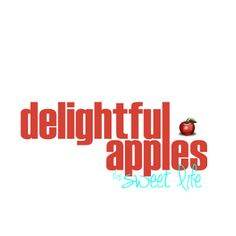 delightful apples