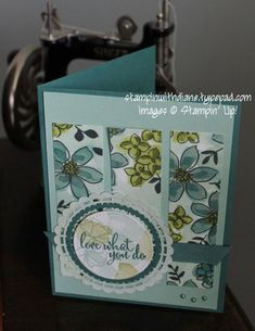 Share What You Love Get Well Cards, Handmade Birthday Cards, Card Sketches, Love Stamps, Stampin Up Catalog, Card Tutorials, Stamping Up Cards, Love Cards, Paper Cards
