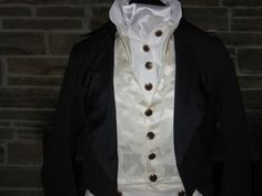 Custom Made Regency Edwardian Jane Austen Mr Darcy by sugar352, $200.00