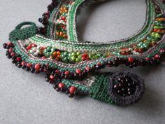Lilium Superbum ... Freeform Crochet by irregularexpressions