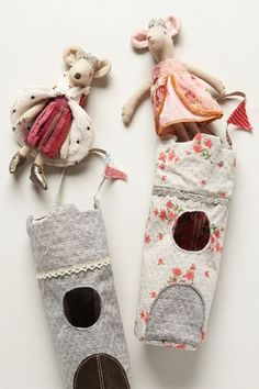 Mouse In A Tower - anthropologie.com