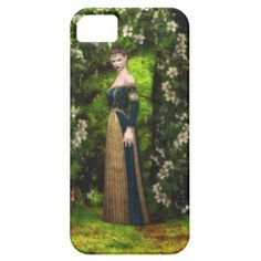 Princess of the Forest Fantasy iPhone 5 Case by Graphic Allusions $44.95 #iphone5