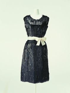 Dress  Cristobal Balenciaga, 1962